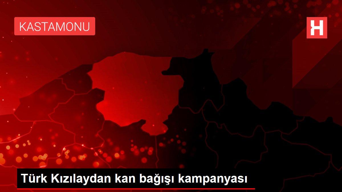 Türk Kızılaydan kan bağışı kampanyası