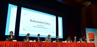 Çetin Osman Budak: 'CHP Ekonomi Masası', Türkiye gezisine Mersin'den başladı