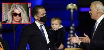 Daily Mail: Joe Biden'ın oğlu Hunter Biden'ın striptizciden evlilik dışı çocuğu olduğu ortaya çıktı