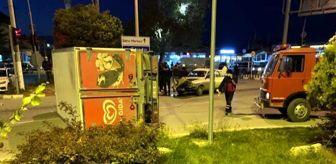Gelendost: Son dakika haber   Otomobille kamyonet çarpıştı: 1 ölü, 5 yaralı- Yeniden