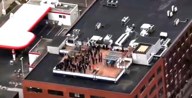 Fransız oyun şirketi Ubisoft'un Kanada ofisinde rehine krizi