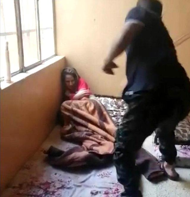 Son dakika! Iraklı babadan çocuklarına kemerli işkence