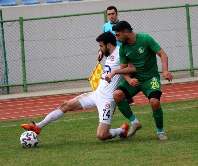 TFF 2. Lig: Zonguldak Kömürspor: 2 Şanlıurfaspor: 0