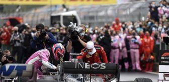 Sergio Perez: Hamilton kupasını aldı