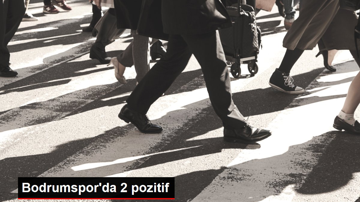 Son dakika haberleri! Bodrumspor'da 2 pozitif