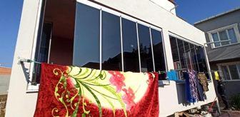 Yalıntaş: Hatalı cam balkon bütün aileyi zehirledi! Hastanede ölümle pençeleşiyorlar