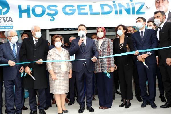 DEVA Partisi Genel Başkanı Babacan, il kongresi için Van'da