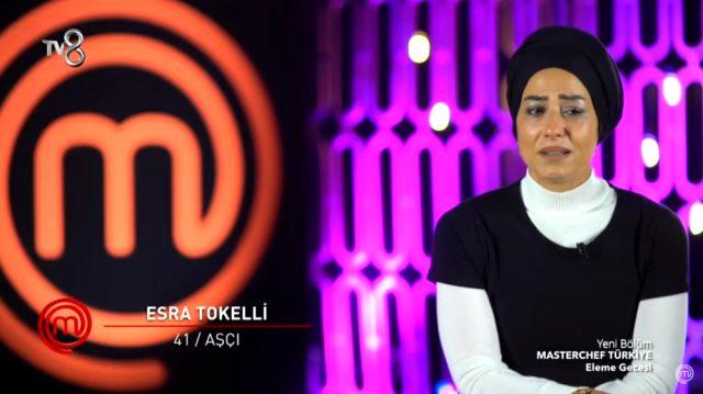 Favori olarak gösterilen yarışmacı, MasterChef Türkiye'ye veda etti