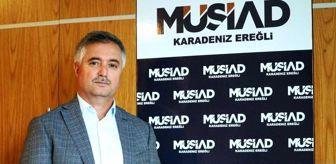 Genel İdare Kurulu: MÜSİAD EXPO 2020 Fuarına Kdz. Ereğli'den 4 firma katılıyor