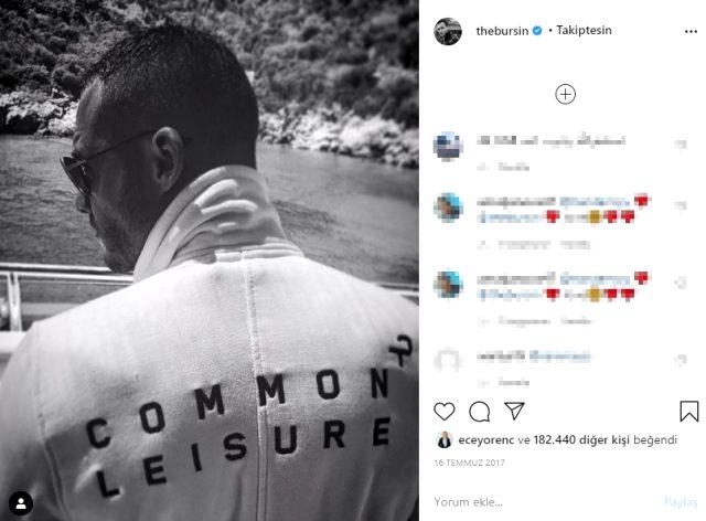 Serenay Sarıkaya, Kerem Bürsin ile barıştıkları iddialarına cevapo verdi