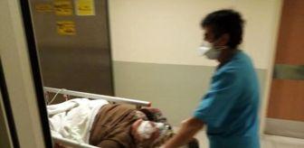 Yudum: Son dakika haberleri... 'Su' sanıp içtiği tuz ruhu, hastanelik etti