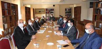 Burhan Çakır: 2021 yılı eylem planı toplantısı yapıldı
