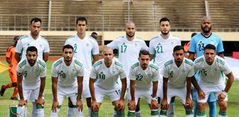 Batı Almanya: Cezayir Milli Takımı, yenilmezlik serisi devam eden tek ülke takımı oldu