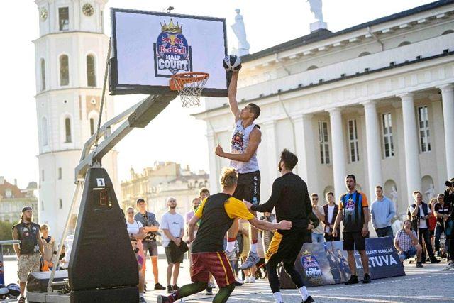 Red Bull Half Court 3x3 Basketbol Türkiye Finali 5 Aralık'ta oynanacak