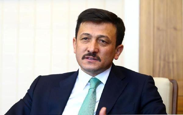 AK Parti'li Dağ'dan CHP'ye İzmir depremi eleştirisi Açıklaması