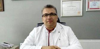 Murat Dilek: Bursa'da Doktor Ali Murat Dilek, koronavirüs nedeniyle yaşamını yitirdi