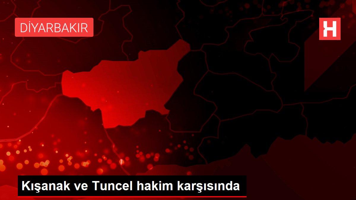 Son dakika haberi: Kışanak ve Tuncel'in yargılanmasına devam edildi