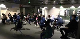 Devlet Opera Ve Balesi: Mersin Devlet Opera ve Balesi, müzede 'Romantik Dönem Bestecileri' konseri verdi