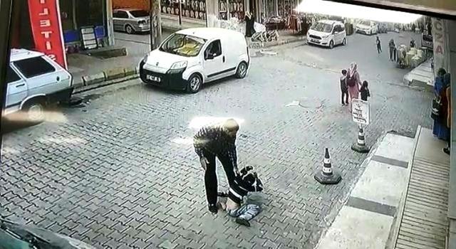 Su içtiği için dehşeti yaşayan çocuğun annesi, oğlunun yaşadıklarını anlattı