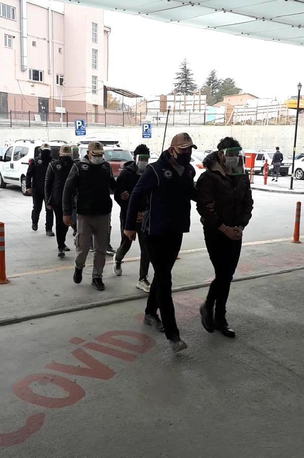 Son dakika haber... Eskişehir'deki DEAŞ operasyonunda 4 tutuklama