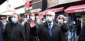 Ordu: Son dakika... İzmir Valisi Köşger, 'Depremden sonra pozitif vaka ve virüs kaynaklı vefat sayıları 3 katına çıktı'