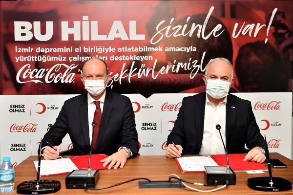 Kızılay'a İzmir depremzedeleri için 3.5 milyon liralık bağış