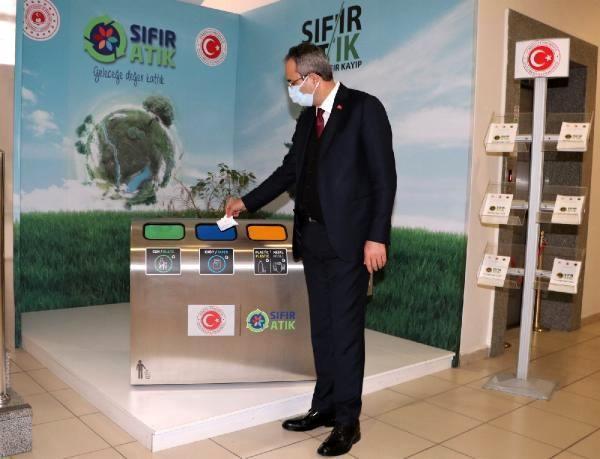 Sultanbeyli'de sıfır atık projesi