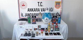 Sincan: Son dakika haberleri | Ankara jandarmasından hayvan hırsızlarına ve uyuşturucu satıcılarına darbe