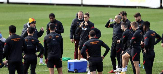 Galatasaray revire döndü! Sakat futbolcu sayısı 10'a yükseldi
