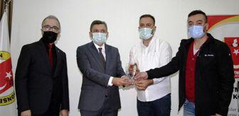 Osman Arslan: İHA Batman muhabiri ödül aldı
