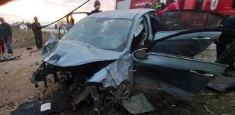 Mehmet Demir: Otomobil şarampole yuvarlandı; 3 ağır yaralı