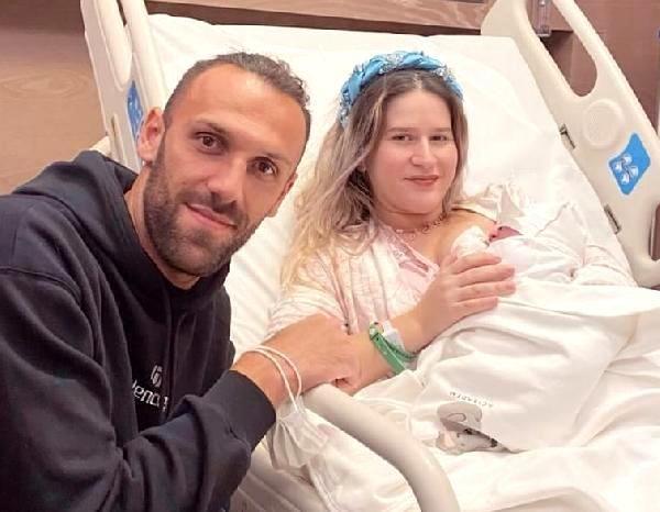 Son dakika haberi | Vedat Muriç 2'nci kez baba oldu