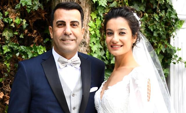 Emre Karayel ile Gizem Demirci, sade bir törenle dünyaevine girdi