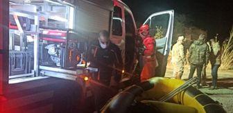 Yedisu: Bingöl'de otomobil baraj gölüne düştü, sürücü kayboldu