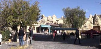 Kapadokya: Kapadokya'da sokağa çıkma kısıtlamasının bitmesiyle hareketlilik yaşandı