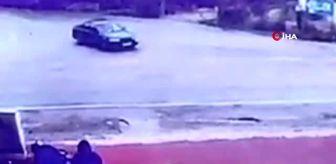 Jasat: Son dakika haberleri | Motosikletin çalınma anı güvenlik kamerasına anbean yansıdı
