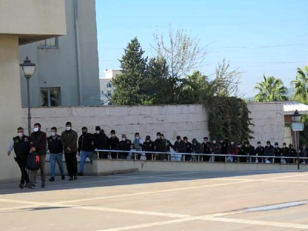 Son dakika haberleri | Osmaniye'deki DEAŞ operasyonunda 9 tutuklama