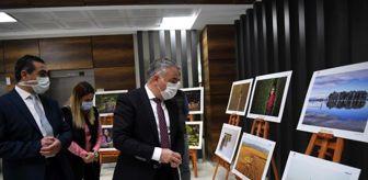 Kayseri: '11. Tarım ve İnsan Fotoğraf Sergisi' İl Müdürlüğü Hizmet Binasında sergilenmeye başlandı