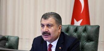 Antalya: Bakan Koca 10 ilin sağlık müdürü ile görüştü