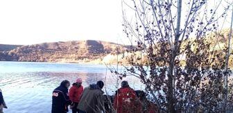 Yedisu: Bingöl'de baraja düşen araçla birlikte sürücünün cansız bedeni bulundu