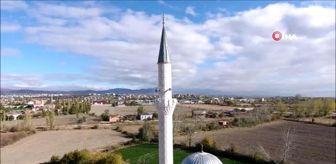 Eymir: Eğitimci başkandan cami minaresine öğrenciler için Wi-Fi