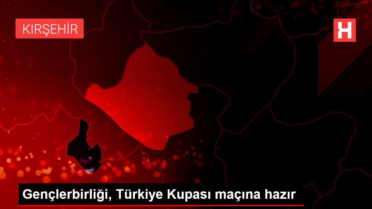 Gençlerbirliği, Türkiye Kupası maçına hazır