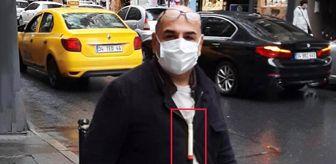 Plastik: Oyuncu Nedim Saban boynunda virüssavar taşımaya başladı