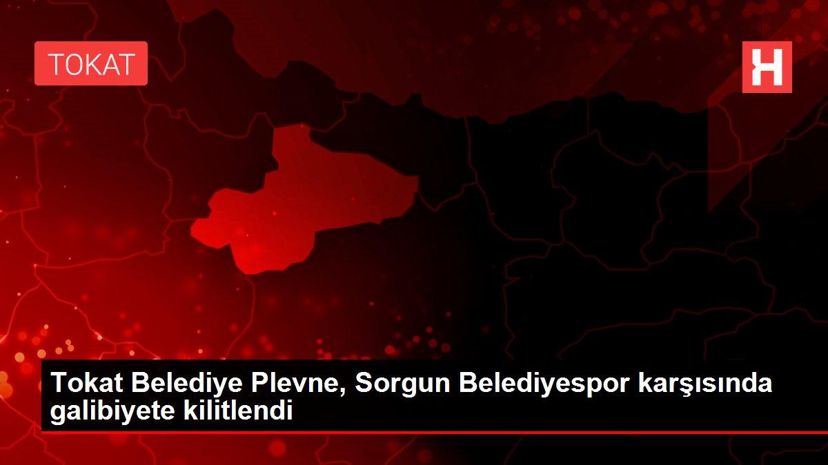 Tokat Belediye Plevne, Sorgun Belediyespor karşısında galibiyete kilitlendi