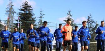 Abdullah Avcı: Trabzonspor'da Ankaragücü maçı hazırlıkları başladı