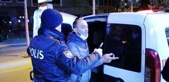 Aksaray: Alkollü ve tüfekli sürücüden kendisiyle çelişen sözler: Ben kötü bir insan değilim
