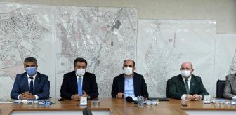 Mehmet Kale: Başkan Altay Cihanbeyli'de incelemelerde bulundu