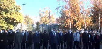 Mustafa Kemal Atatürk: Çukurca'da 24 Kasım Öğretmenler Günü kutlandı