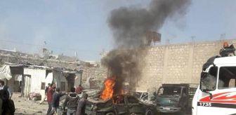 El Bab: El Bab'da bomba yüklü araçla saldırı: 5 ölü, 18 yaralı