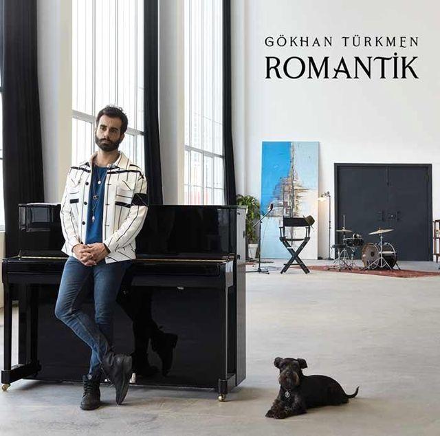 Gökhan Türkmen'in yeni albümü 'Romantik' dünya listelerinde yer aldı